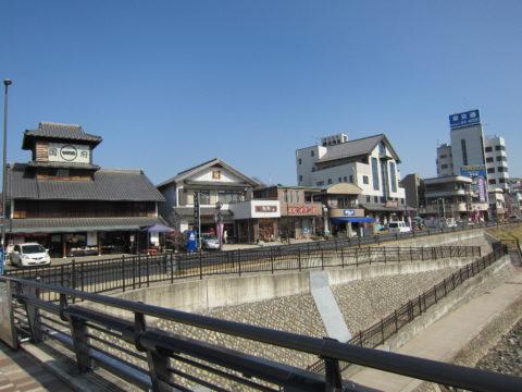 愛知県瀬戸市の街並み